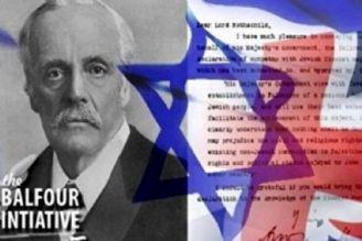 اسرائیل فرزند نامشروع انگلیس