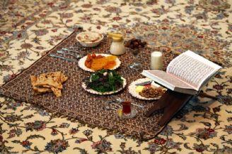 خانوادهها در هنگام افطار برای ظهور دعا كنند