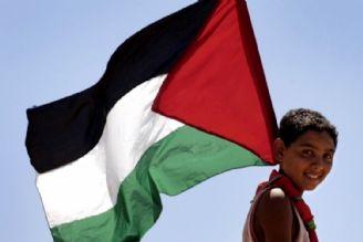 آرمان خواهان فلسطین در فضای مجازی به پا خیزند