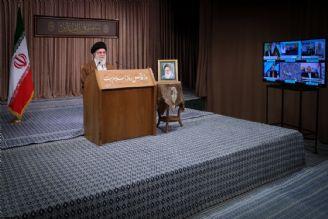 سخنرانی رهبر معظم انقلاب در روز قدس یک سخنرانی تاریخی بود