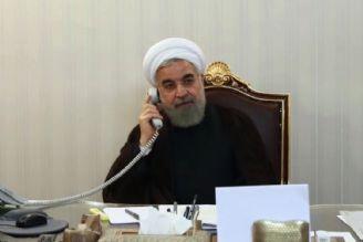 گفتگوی وزیر نیرو و استاندار خوزستان با آقای روحانی