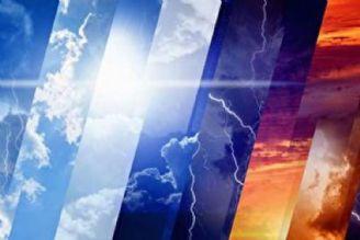 وضع آب و هوا افزایش دما در اکثر مناطق