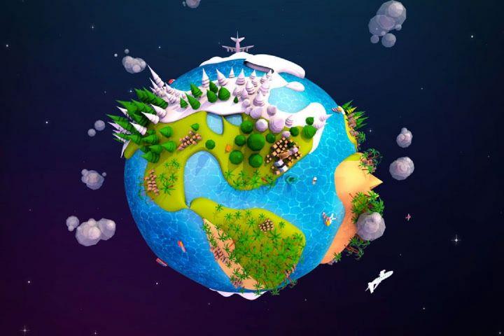 عناصر زندگی بخشِ زمین