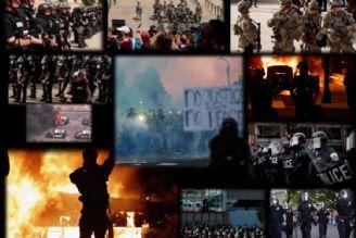 46 کشته و زخمی در تیراندازیهای شیکاگو جنبش ضد نژاد پرستی در آمریکا گسترش اعتراضهای مردمی به 75 شهر مهم آمریکا