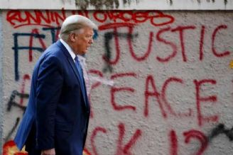 ترامپ روی اعتراضات حساب انتخاباتی باز کرده