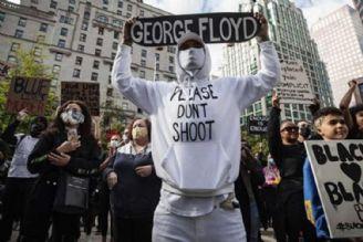 قتل فلوید سرآغازی برای بلند شدن صدای اعتراض در آمریکا