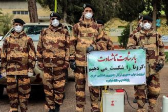 20هزار درمان سرپایی و 3هزار بستری زیرنظر ارتش انجام شد