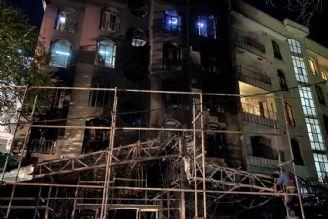 شناسایی هزار ساختمان بسیار خطرناک بعد از حادثه پلاسکو