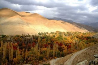 سفر به روستای برغان با «دور دنیا در 15 دقیقه»