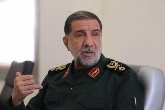 سردار کوثری: امریکاییها چشم دیدن حتی یک نیروی ایرانی را در منطقه ندارند