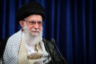 رهبر انقلاب روز عید قربان با مردم صحبت میكنند