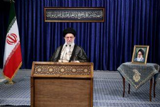 سخنرانی تلویزیونی رهبر انقلاب به مناسبت عید قربان