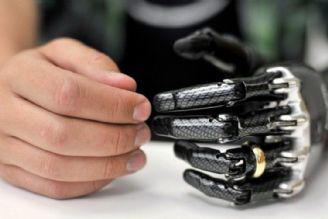 ساخت دست مصنوعی جدید با قابلیت ارائه حس لامسه در کشور
