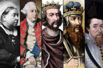 «راپورتچی» با راپورتهایی از پادشاهان بریتانیایی