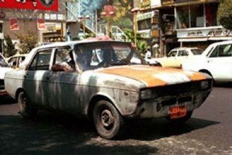 40 درصد آلودگی شهر تهران مربوط به خودروهای فرسوده است