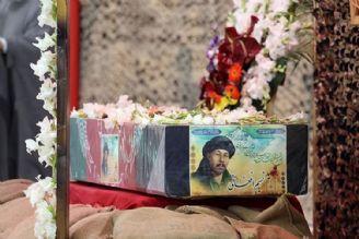 وسایل شهید «نسیم افغانی» به موزه انقلاب اسلامی و دفاع مقدس اهدا شد