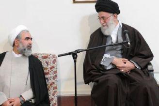 پیام تسلیت رهبر انقلاب در پی درگذشت حجتالاسلام روحالله حسینیان