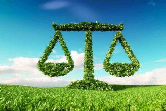 قانون اساسی از محیطزیست حمایت كرده و آن را ثروت عمومی میداند