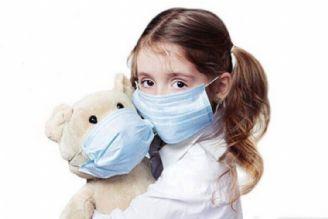 کرونا / ماسک زدن کودکان