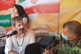 هوانیروز ایران، در عملیات خیبر فرشتگان نجات شدند