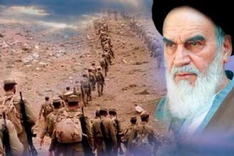 واکاوی جنگ تحمیلی و مدیریت امام خمینی(ره)