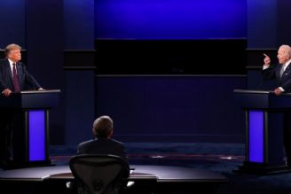 تبعات اولین مناظرهی «ترامپ» و «بایدن» در جامعه آمریكا