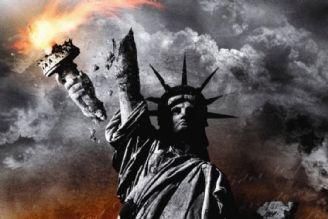 آمریکا به لحاظ سیاسی و اجتماعی دچار ورشکستگی شده است