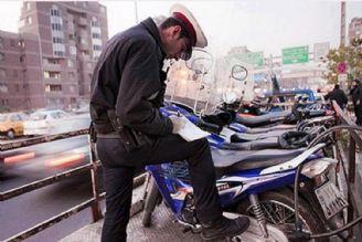 توقیف موتورسیکلتها کمکی به حل مشکلات و تخلفات این وسیله نقلیه نمیکند