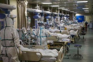 تختهای کرونایی بیمارستانها پُر شده است