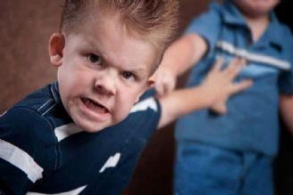عواملی که باعث پرخاشگری کودکان میشوند