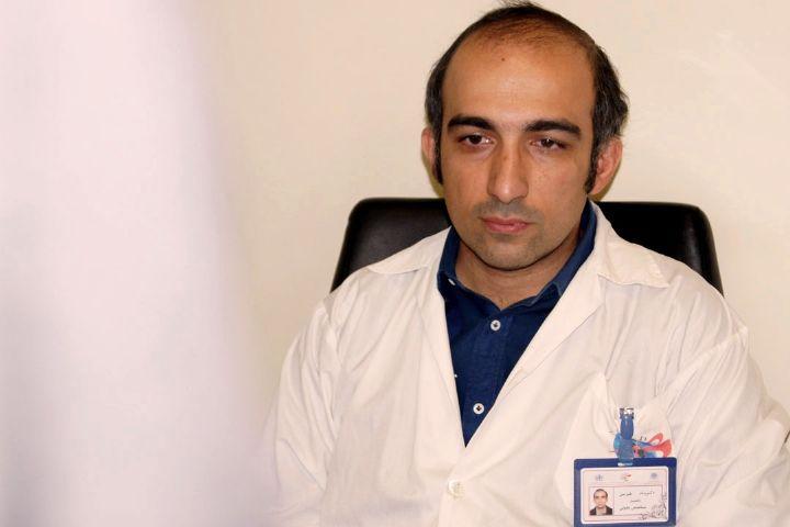 عدم امکان ارائه خدمات به بیماران کرونایی در بیمارستان صحرایی+فایل صوتی
