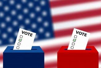 نیمی از مردم امریكا در رأیگیری شركت نمیكنند