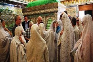 ویژگیهای دینی مردم ایران، گردشگران خارجی را به احترام وا میدارد