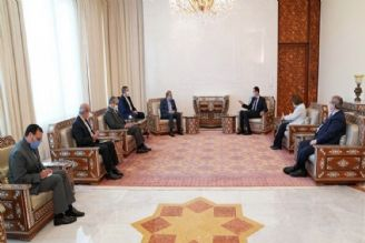 Syrias security to pave way for refugees return: Khaji