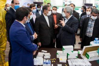 افتتاح خط تولید «کیت تشخیص فوری کرونا» در ایران توسط ستاد اجرایی فرمان امام