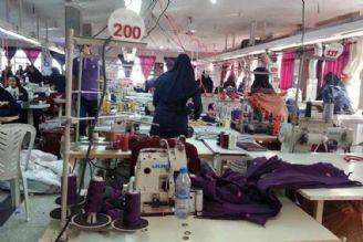 حمایتهای مسئولین از تولیدکنندگان پوشاک در حد شعار باقی نماند
