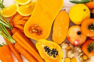 میوههای نارنجی دستگاه تنفسی را تقویت میکنند