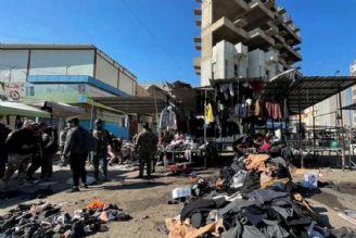 مدیریت آمریکاییها در انفجارهای تروریستی عراق مشهود است
