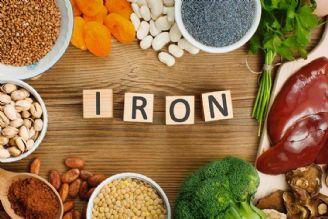 دریافت آهن از طریق خوراکی در 90 درصد افراد کافی است