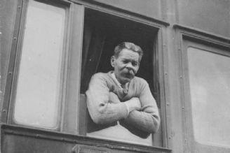 بررسی آثار ماکسیم گورکی در رادیو نمایش
