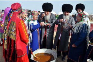تغییر سبک زندگی در ترکمنها نتوانسته آداب و رسومهایشان را کمرنگ کند
