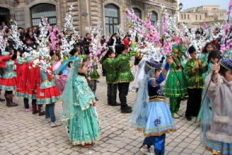 """""""Nowruz is Celebrated Mostly as a Religious Ritual in the Balkans."""""""