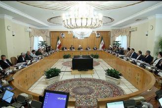 قدردانی هیئت دولت از خدمات رئیس جمهور
