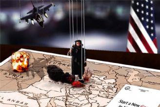 تلاش آمریکا برای بازگرداندن داعش به عراق