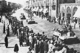 ایران به عنوان کشور بی طرف در جنگ جهانی اول و دوم بوده است