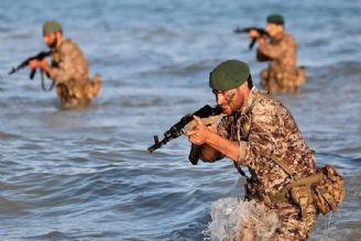 حیرت فرماندهان نیروهای نظامی جهان از قدرت ارتش ایران و حاکمیت بر خلیج فارس