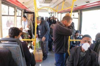 توصیههای سخنگوی وزارت بهداشت درباره استفاده از وسایل حمل و نقل عمومی