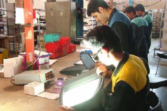صرفه جویی چهل میلیون دلاری با تولید چراغهای LED خیابانی