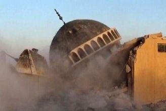 دشمنی آل سعود با آثار اسلامی:تخریب مساجد در یمن
