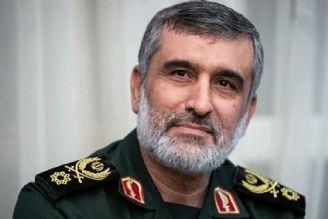 سردار حاجیزاده: قویترین موشک ما امروز رای مردم است